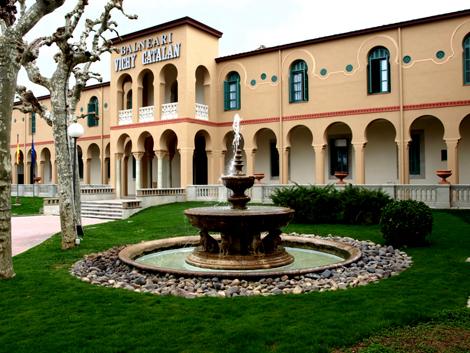 Balneario Vichy Catalán, Girona