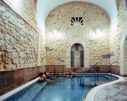 Balneario de Archena, Murcia