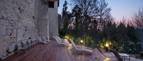Spa Santo Estevo, Ribeira Sacra, Ourense