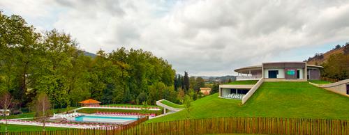 Aquaxana Espacio Termal, Las Caldas Villa Termal, Oviedo