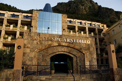 Balneario de Arnedillo en la Rioja
