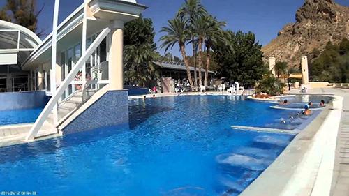 Balneario de archena balnearios con encanto balnearios con encanto - Hoteles en murcia con piscina ...
