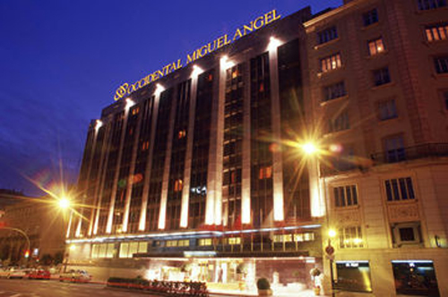 hotel-Miguel-Angel madrid