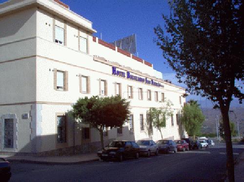 hotel balneario san nicolas de alhama