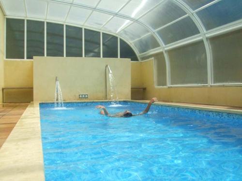 Hotel balneario de alceda en cantabria balnearios con for Piscinas naturales cantabria