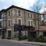 Balneario de Liérganes en Cantabria